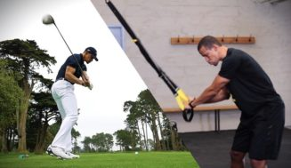 The Best Golf Fitness Equipment: Enter the TRX